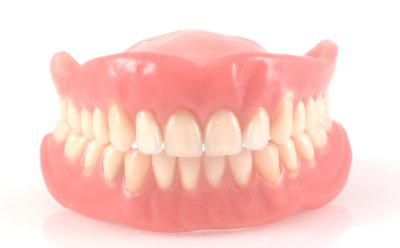Photo of Full and Partial Dentures
